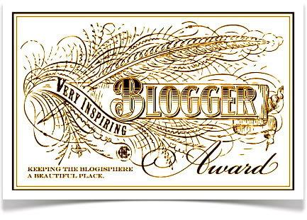 Very Inspiring Blogger Award