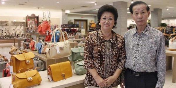 Produsen tas pertama di Indonesia