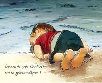 bocah pengungsi suriah