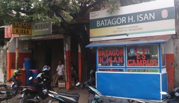 Batagor Isan